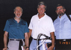 Piers Anthony, Dan Scanlan, and Rick Wilber